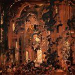 Fra en anden verden. Kapt. 2.2. 195x300 cm. 2005. Randers Kunstmuseum