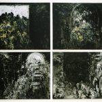 Fra skyggernes land. 420x600 cm. 1996. Statens Museum for Kunst