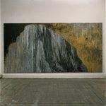 Panorama. Monolith. 180x360 cm. 1992