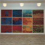 12 facader. 400x740 cm. 1988
