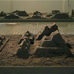 Towards The City. Vejle Art Museum. 1994