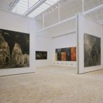 Spejlinger/Spiegelungen (Reflections). The Art Museum in Tønder. 1999-2000