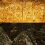 A Tale of 2 Cities. 360x520 cm. 2001. Vejle Art Museum