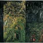 The Lost City. 360x550 cm. 1993