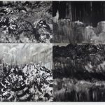 The Mountains and The Clouds. From Chaos to Different Worlds. 335x600 cm. 2009-2010