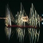 Masteskov. 20x20x12 m. Peblingesøen, København. 1987