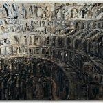 Colosseum. 115x260 cm. Total 360x260 cm