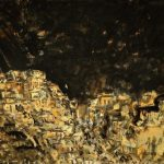 Fra en anden verden. Kapt. 2.3. 195x300 cm. 2005
