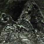 Fra en anden verden. 1. 195x300 cm. 2004